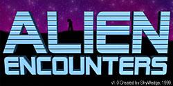 Alien Encounters sample image