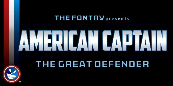 American Captain sample image