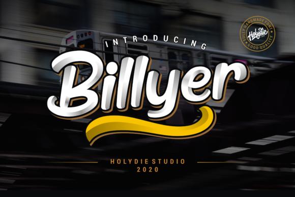 Billyer sample image