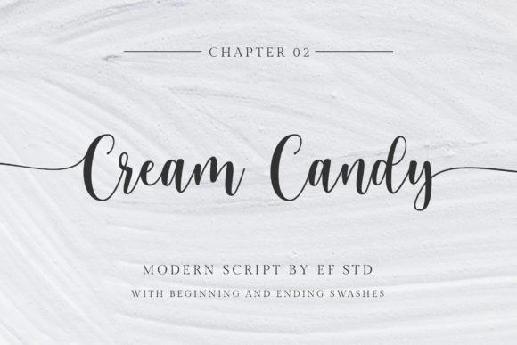 Cream Candy sample image