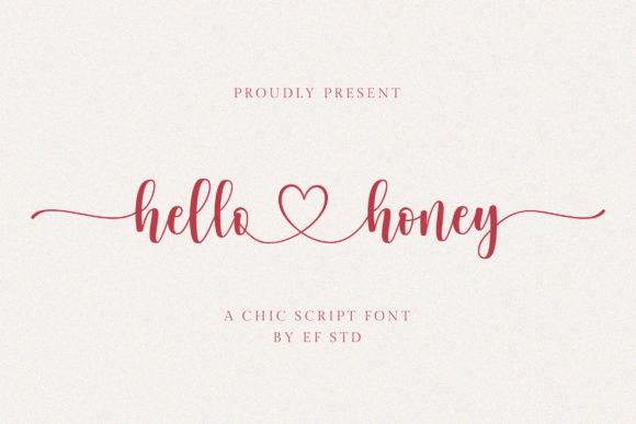 hello honey sample image