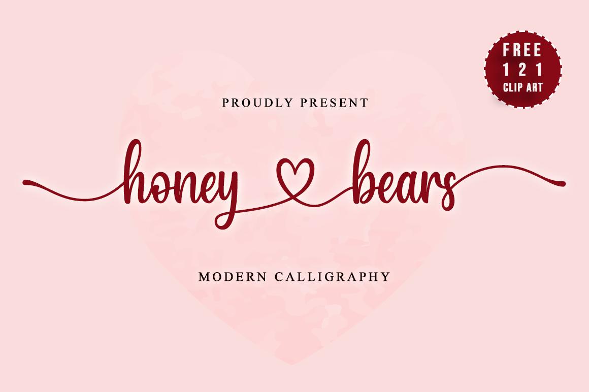 Honey Bears sample image