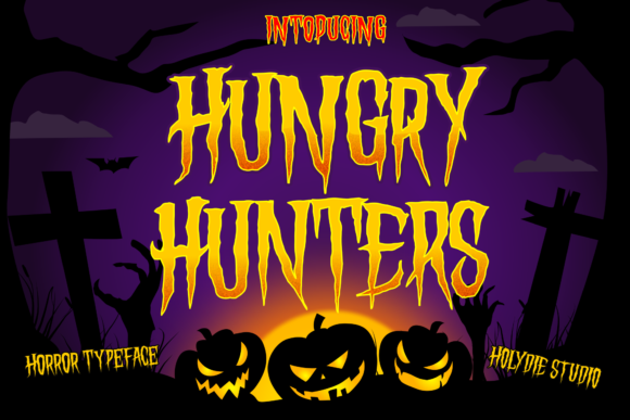 Hungry Hunters sample image
