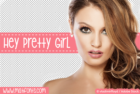 Hey Pretty Girl sample image