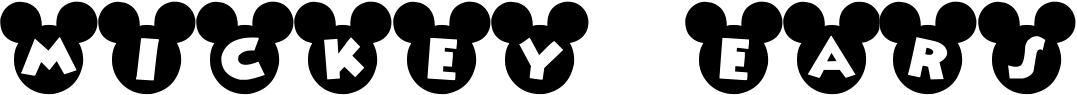 Mickey Ears example