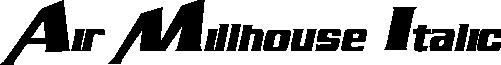 Air Millhouse Italic