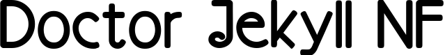Doctor Jekyll NF example