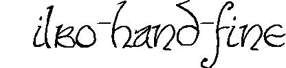 Bilbo-hand-fine title image