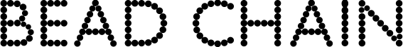 Bead Chain example