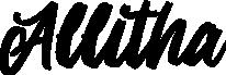 Allitha title image