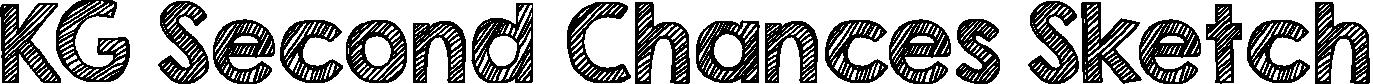 KG Second Chances Sketch title image