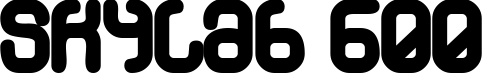 Skylab 600 example