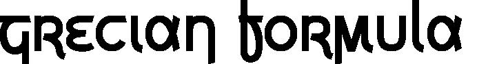 Grecian Formula` example