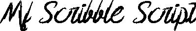 Mf Scribble Script