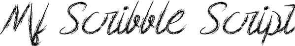 Mf Scribble Script example