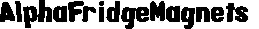 AlphaFridgeMagnets  title image