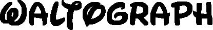 Waltograph UI Bold