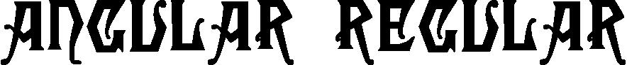 Angular Regular title image