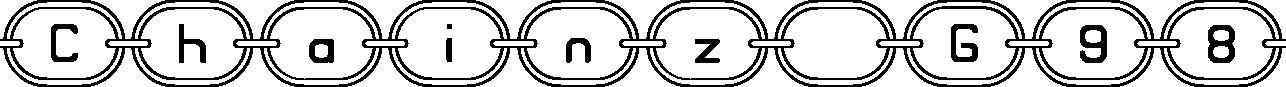 Chainz G98 example