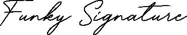 Funky Signature