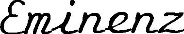 Eminenz title image