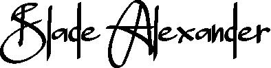 Blade Alexander