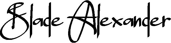 Blade Alexander example