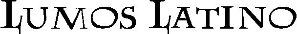 Lumos Latino example