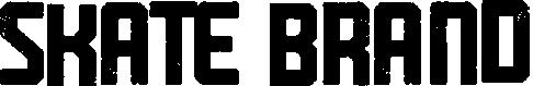 Skate Brand example