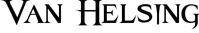 Van Helsing title image
