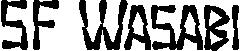 SF Wasabi Condensed Bold