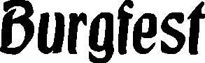 Burgfest title image