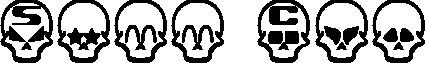 Skull Capz example