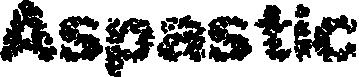Aspastic
