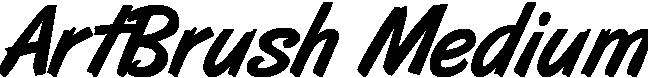 ArtBrush Medium example
