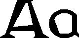 Magyar Serif sample image