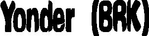 Yonder (BRK) example