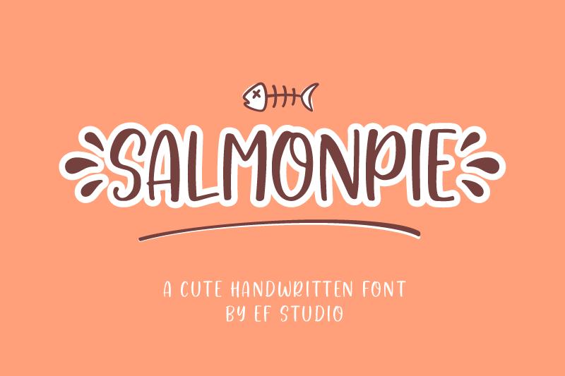 Salmonpie sample image