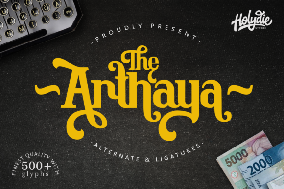 The Arthaya sample image