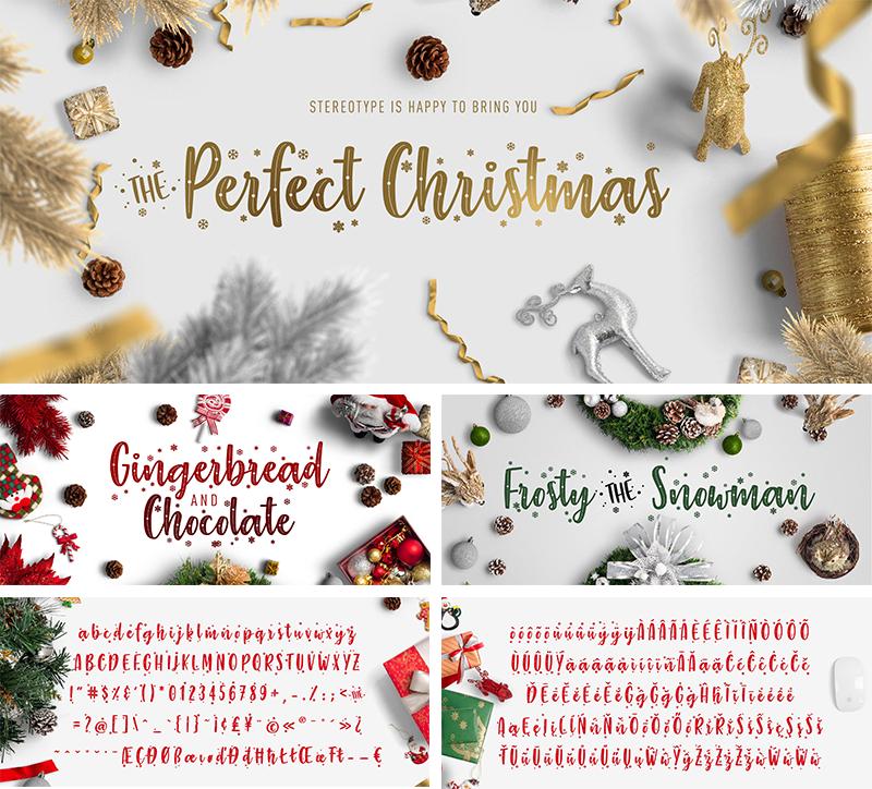 The Perfect Christmas sample image