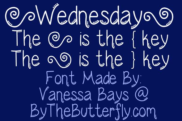 Wednesday sample image