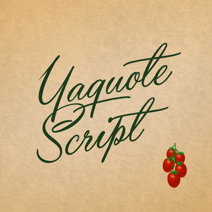 Yaquote Script Personal Use sample image